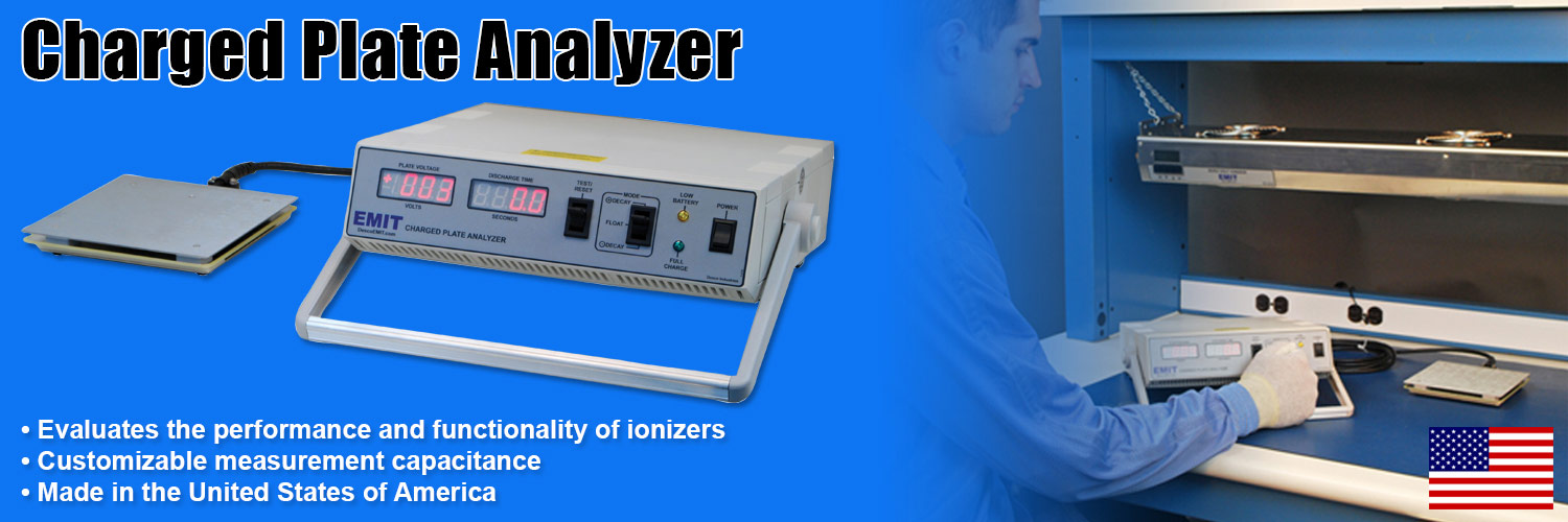 Charged Plate Analyzer